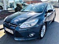 2013 FORD FOCUS 2.0 TITANIUM X TDCI 5d AUTO 161 BHP £9995.00