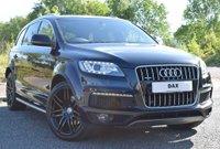 2011 AUDI Q7 3.0 TDI QUATTRO S LINE 5d AUTO 245 BHP £16490.00