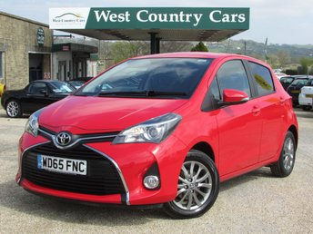 View our TOYOTA YARIS