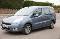 USED 2012 62 PEUGEOT PARTNER 1.6 TEPEE S HDI 5d 92 BHP Finance Options Available - Good Credit / Bad Credit