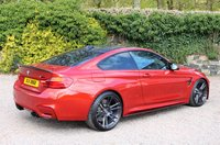 USED 2017 BMW M4 3.0 M4 COMPETITION PACKAGE 2d AUTO 444 BHP