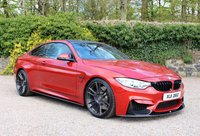 2017 BMW M4 3.0 M4 COMPETITION PACKAGE 2d AUTO 444 BHP £43995.00