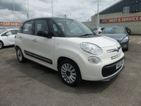 USED 2013 13 FIAT 500L 1.2 MULTIJET POP STAR 5d 85 BHP GOT A POOR CREDIT HISTORY * DON'T WORRY * WE CAN HELP * APPLY NOW *