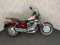 1996 YAMAHA XV535 XV535 VIRAGO LOW MILEAGE STUNNING CONDITION 1996  £2490.00
