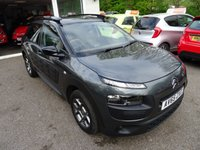USED 2015 65 CITROEN C4 CACTUS FEEL PURETECH 1.2 LOVELY ONE OWNER CAR WITH FULL SERVICE HISTORY