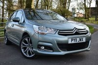 USED 2011 11 CITROEN C4 1.6L EXCLUSIVE 5D