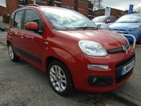 USED 2014 64 FIAT PANDA 1.2 MULTIJET LOUNGE 5d 75 BHP ONLY 19,000 MILES!