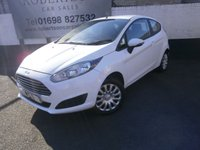 2013 FORD FIESTA 1.2 STYLE 3dr £4995.00
