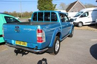 USED 2009 59 FORD RANGER 2.5 XLT 4X4 DCB TDCI 1d 143 BHP THUNDER DOUBLE CAB PICKUP  P/X TO CLEAR !!