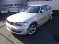 USED 2011 11 BMW 1 SERIES 2.0 116D SPORT 5dr