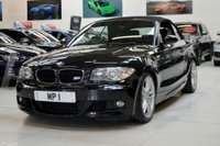 2008 BMW 1 SERIES 3.0 125I M SPORT 2d 215 BHP CONVERTIBLE  £7295.00