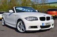 "2009 BMW 1 SERIES 2.0 120I M SPORT 2d AUTO 168 BHP ~ 18"" M ALLOYS ~ HEATED LEATHER £8199.00"