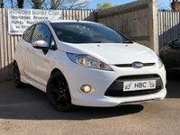 USED 2011 61 FORD FIESTA 1.6 METAL 3d 132 BHP £1000 DEPOSIT, £118/MONTH