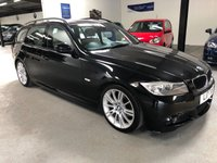 2009 BMW 3 SERIES 2.0 320D M SPORT BUSINESS EDITION TOURING 5d 175 BHP £7995.00