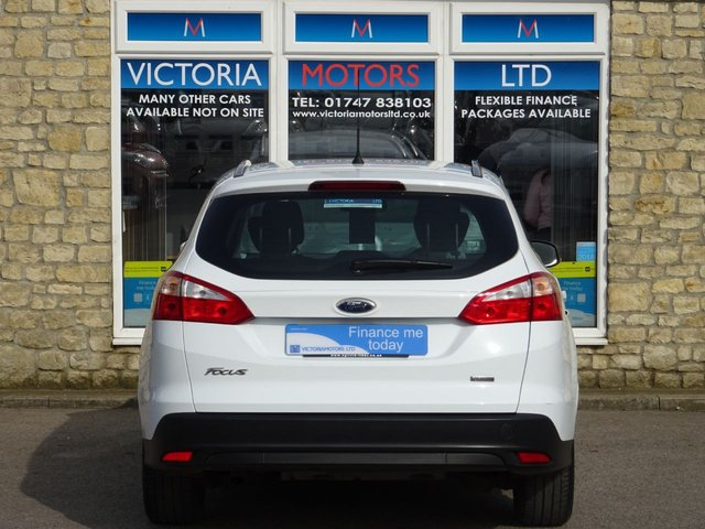 FORD FOCUS at Victoria Motors Ltd