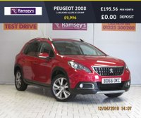 USED 2016 66 PEUGEOT 2008 1.6 BLUE HDI ALLURE 5d 100 BHP