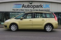 2007 CITROEN C4 GRAND PICASSO 1.8 VTR PLUS 16V 5d 124 BHP £3395.00