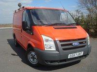 2007 FORD TRANSIT 2.2 300 SWB LR 1d 85 BHP NO VAT £2395.00