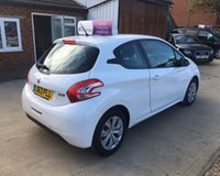 USED 2014 63 PEUGEOT 208 ACCESS PLUS MOT 7th May 2020.... Family Owned Since New.... BMW Main Dealership Part Exchange.... Group 8 Insurance.... 2 Keys (Remote).... Cruise Control / Speed Limiter.... CD With AUX..... We have just Serviced the car and are including a Warranty!