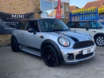 2007 MINI HATCH ONE 1.4 ONE 3d 94 BHP £2990.00