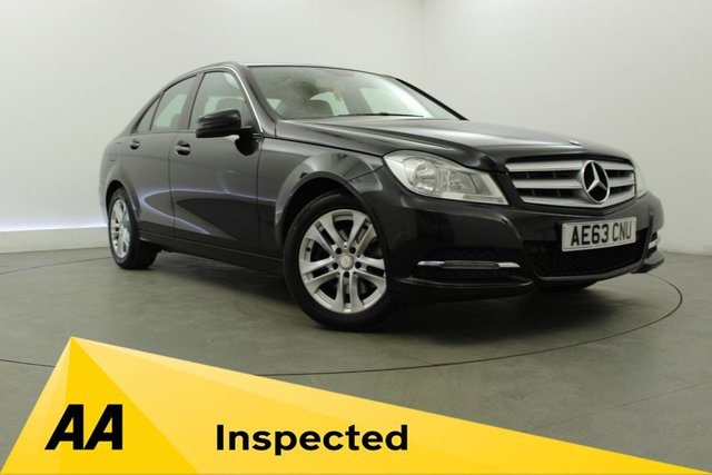 2013 63 MERCEDES-BENZ C CLASS 2.1 C220 CDI BLUEEFFICIENCY EXECUTIVE SE 4d 168 BHP