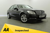 USED 2013 63 MERCEDES-BENZ C CLASS 2.1 C220 CDI BLUEEFFICIENCY EXECUTIVE SE 4d 168 BHP Front and Rear Parking Sensors