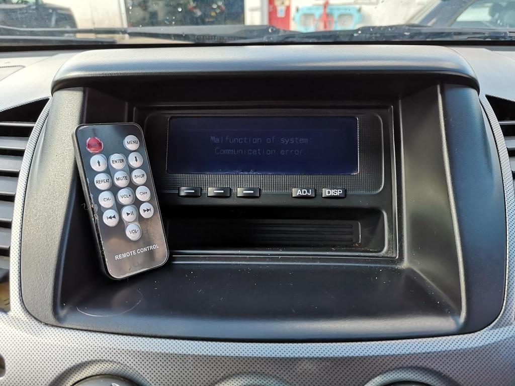 Mitsubishi L200 2 5 Di-D Warrior Double Cab Pickup 4WD 4dr
