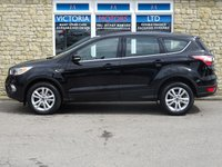 USED 2017 17 FORD KUGA 1.5 ZETEC Turbo Petrol [NEW SHAPE] 5 Dr