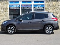 USED 2016 16 PEUGEOT 2008 1.2 S/S ALLURE £20 TAX AUTO 5 Dr