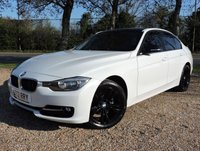 """USED 2012 12 BMW 3 SERIES 2.0 318D SPORT 4d 141 BHP BMW 3 Series 2.0 Sport comes with Bluetooth, Cruise Control, Parking Sensors, with Service History/Main Dealer + Other, New Service @119k mileage, 1 year new MOT, 2 Keys, Warranty, HPI.  BOOK A TEST DRIVE TODAY! APPLY FOR A CAR FINANCE PAGE """"FINANCE""""."""