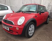 2006 MINI HATCH ONE 1.6 ONE 3d 89 BHP £1989.00