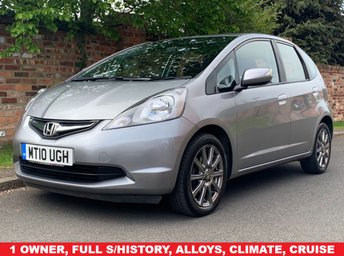 View our HONDA JAZZ
