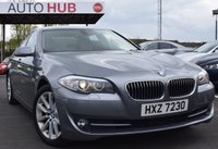 2011 BMW 5 SERIES 520D SE NAV Efficient Dynamics Auto 4 Door Saloon 181 BHP £9450.00