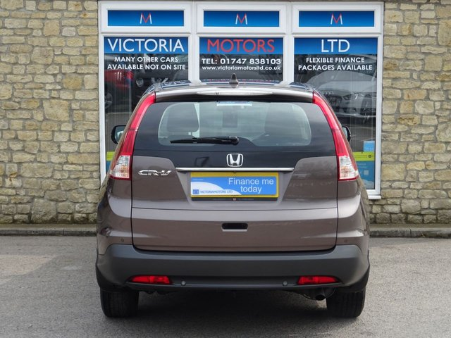 HONDA CR-V at Victoria Motors Ltd