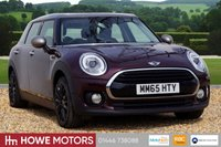 USED 2015 65 MINI CLUBMAN 2.0 COOPER D 6dr 150BHP CHILI PACK NAVIGATION HEATED SEATS CRUISE DAB BLUETOOTH MEDIA STUNNING ONE OWNER WITH EXTRAS TO LIVE FOR !!