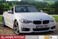 USED 2016 65 BMW 4 SERIES 2.0 420I M SPORT 2d AUTO 181 BHP  BLACK DAKOTA LEATHER PRO NAVIGATION COMFORT PACKAGE 19'' 442M ALLOYS