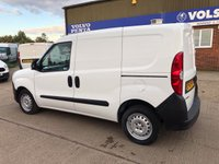 USED 2014 63 VAUXHALL COMBO 1.6 2000 L1H1 CDTI S/S 6d 105 BHP AIR CON