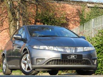 2006 HONDA CIVIC 2.2 SE I-CTDI 5d 139 BHP £1790.00