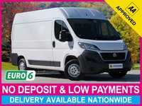 USED 2017 66 FIAT DUCATO 2.3 MULTIJET EURO 6 MWB HIGH ROOF 3.5T L2H2 PROFESSIONAL EURO 6 ENGINE PLYWOOD-LINED BLUETOOTH AUXILIARY USB