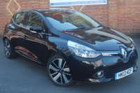 USED 2013 13 RENAULT CLIO 1.5 DYNAMIQUE S MEDIANAV ENERGY DCI S/S 5d 90 BHP * £0 ROAD FUND TAX *