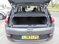 USED 2014 63 PEUGEOT 3008 1.6 E-HDI ACTIVE 5d AUTO 115 BHP