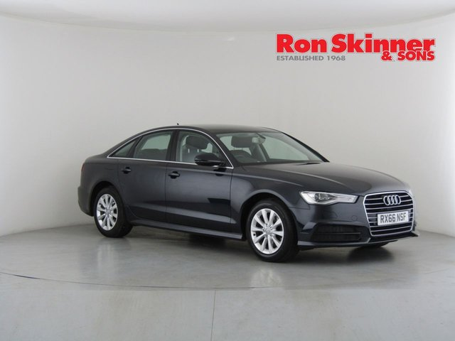 View our 2016 66 AUDI A6 2.0 TDI ULTRA SE EXECUTIVE 4d 188 BHP