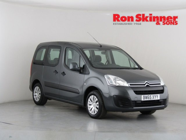 View our 2016 65 CITROEN BERLINGO MULTISPACE 1.6 BLUEHDI FEEL ETG6 5d AUTO 98 BHP