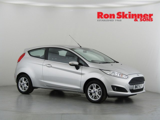 View our 2017 17 FORD FIESTA 1.2 ZETEC 3d 81 BHP
