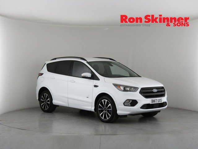 View our 2017 17 FORD KUGA 2.0 ST-LINE TDCI 5d AUTO 177 BHP