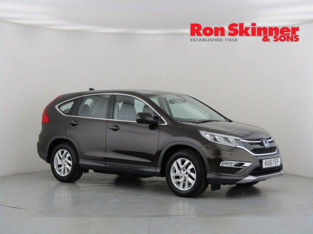 View our 2016 16 HONDA CR-V 1.6 I-DTEC SE NAVI 5d 118 BHP