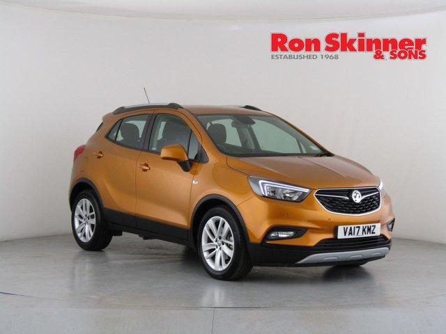 View our 2017 17 VAUXHALL MOKKA X 1.4 ACTIVE 5d AUTO 138 BHP