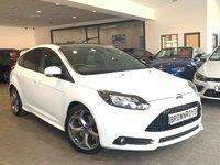 USED 2014 S FORD FOCUS 2.0 ST-2 5d 247 BHP MOUNTUNE SPEC+FSH+LOW MILES