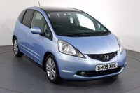USED 2009 09 HONDA JAZZ 1.3 I-VTEC EX I-SHIFT 5d AUTO 98 BHP ONE OWNER with 11 Stamp SERVICE HISTORY