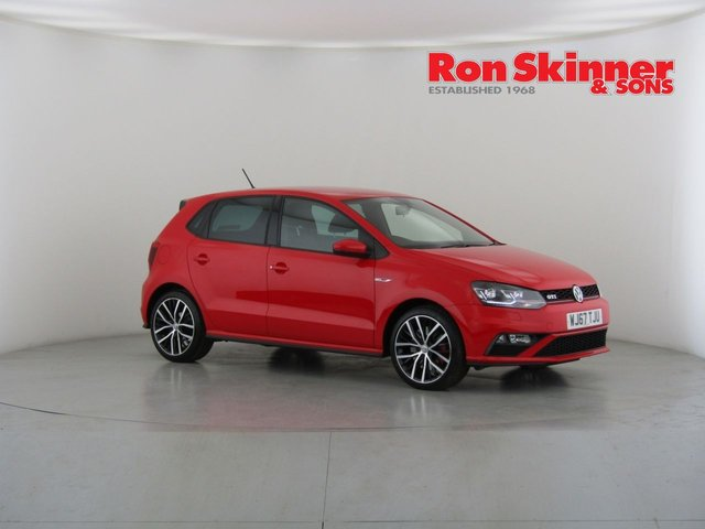 View our 2017 67 VOLKSWAGEN POLO 1.8 GTI 5d 189 BHP